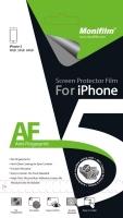Защитная пленка Monifilm для Apple iPhone 5/5S/5C (front + back), AF - матовая