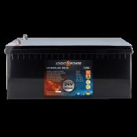 Аккумулятор для автомобиля литиевый LogicPower Lifepo4 24V-202Ah (+ справа, обратная полярность) пластик