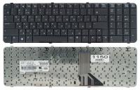 Клавиатура для ноутбука HP Compaq 6830P 6830S черная