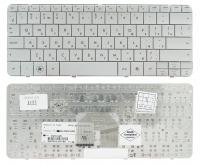 Клавиатура для ноутбука HP Pavilion DV2-1000 DV2-1100 DV2-1200 DV2Z-1000 DV2Z-1000 CTO белая