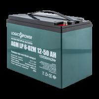 Аккумулятор LogicPower 6-DZM-50