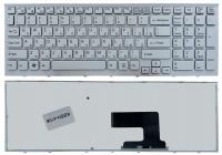 Клавиатура для ноутбука Sony VPC-EH Series белая