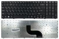 Клавиатура для ноутбука Acer Aspire E1-521 E1-531 E1-571 TravelMate 5335 5542 5735 7740 8571 8572 черная