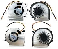 Вентилятор MSI GE62 GE72 GL62 GL72 GP62 GP72 PE60 PE70 левый+правый 3pin