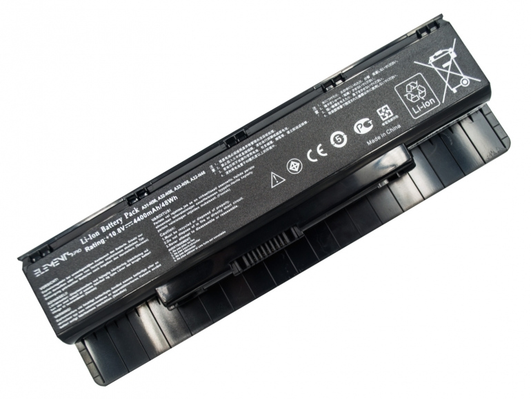 Батарея Elements PRO для Asus N46 N56 N76 10.8V 4400mAh