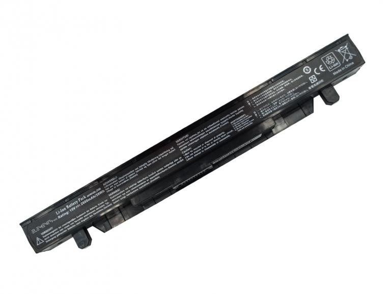 Батарея Elements MAX для Asus ROG ZX50 ZX50J ZX50JX GL552J GL552V 15V 2600mAh,