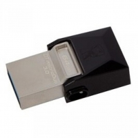 USB накопитель Kingston DataTraveler microDuo 32GB Black