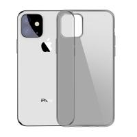 Чехол Baseus для iPhone 11 Simplicity Прозрачный черный