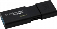 USB накопитель Kingston DataTraveler 100 Generation 3 32GB Black