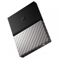 Внешний HDD Western Digital My Passport 1TB USB 3.0 BlackGrey