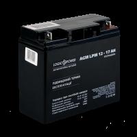 Аккумулятор гелевый LogicPower AGM 12-17 AH для Mercedes