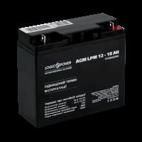 Аккумулятор гелевый LogicPower AGM 12-18 AH для Mercedes