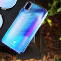 Чехол Baseus для iPhone X/Xs Glaze blue