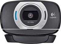 Web-камера Logitech C615 HD Black
