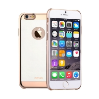 Чехол Devia для iPhone 6/6S Star Champagne Gold