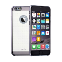 Чехол Devia для iPhone 6/6S Star Gun Black