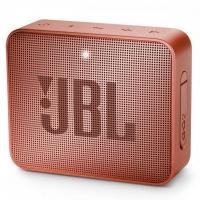 Портативная акустика JBL GO 2 Cinnamon