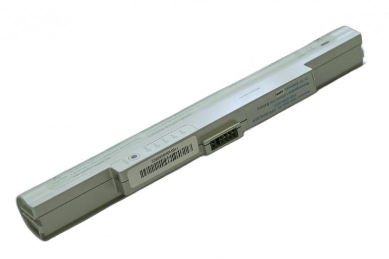 Батарея для ноутбука Samsung Q30 Q40 11.1V 2200mAh, серая