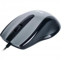 Мышь Sven RX-515 Silent USB Black/Silver