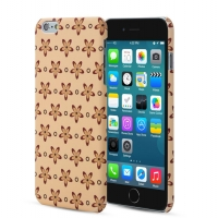 Чехол ARU для iPhone 6 Plus/6S Plus Mix & Match Plum Blossom