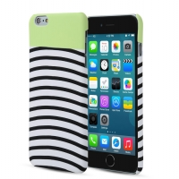 Чехол ARU для iPhone 6 Plus/6S Plus Mix & Match Zebra
