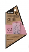 Защитная пленка Remax для iPhone 5/5S/5SE (front + back) - матовая