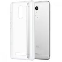 Чехол Devia для Xiaomi Redmi Note 3 Naked Crystal Clear