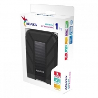 Внешний HDD ADATA HD710 1TB USB 3.0 Pro Durable Black