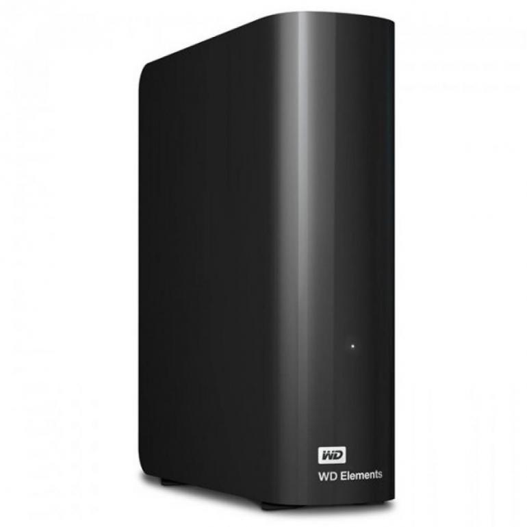 Внешний HDD Western Digital Elements Desktop 8TB 3.5 USB 3.0 Black