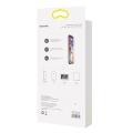 Защитное cтекло Baseus для iPhone Xr, iPhone 11, 0.2mm, Черный