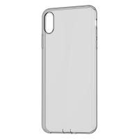 Чехол Baseus для iPhone Xs Max Simplicity Прозрачный Черный