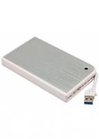 """Карман Agestar для HDD 2.5"""" USB 3.0 Silver"""