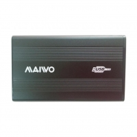 "Карман Maiwo для HDD 2.5"" SATA USB 2.0 Black"