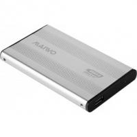 "Карман Maiwo для HDD 2.5"" SATA USB 3.0 Silver"
