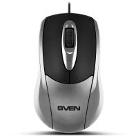 Мышь Sven RX-110 USB Silver
