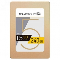 "Накопитель SSD Team L5 Lite Gold 3D 2.5"" 240GB SATA III 3D NAND TLC"