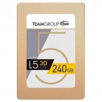"Накопитель SSD Team L5 Lite Gold 3D 2.5"" 240GB SATA III 3D NAND TLC"