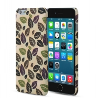 Чехол ARU для iPhone 6 Plus/6S Plus Stars Mix & Match Leaf