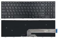 Клавиатура для ноутбука Dell Inspiron 15-3541 15-3542 15-3543 5521 5542 5545 5547 5548 черная