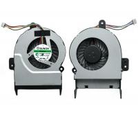 Вентилятор Asus X55V X55A X55C X55U X55VD X45C X45VD R500V K55VM Original 4 pin 10mm