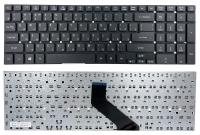 Клавиатура для ноутбука Acer Aspire 5755 5830 E1-522 E1-530 E1-570 E1-572 E1-731 E1-771 V3-551 V3-731 черная без рамки Прямой Enter