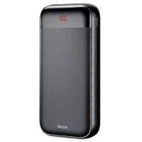 Внешний Aккумулятор Baseus Mini Cu 20000mAh Black