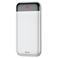 Внешний Aккумулятор Baseus Mini Cu 20000mAh White