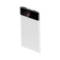 Внешний Aккумулятор Baseus Mini Cu 10000mAh White