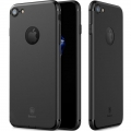 Чехол Baseus для iPhone 8/7 Simple Solid Black
