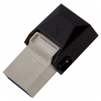 USB накопитель Kingston DataTraveler microDuo 64GB Black