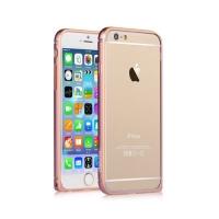 Бампер Vouni для iPhone 6/6S Buckle Curve Pink