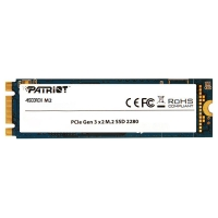 Накопитель SSD Patriot Scorch M.2 256GB TLC 3D
