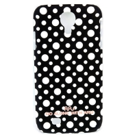 Чехол ARU для Samsung Galaxy S4 Cutie Dots Black