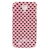Чехол ARU для Samsung Galaxy S4 Hearts Pink